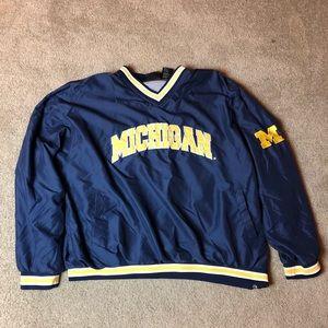 Vintage University of Michigan Pullover